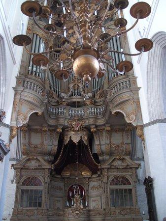 Sankt Marien Kirche: Organ