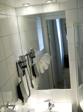Thon Hotel Gildevangen : Bagno