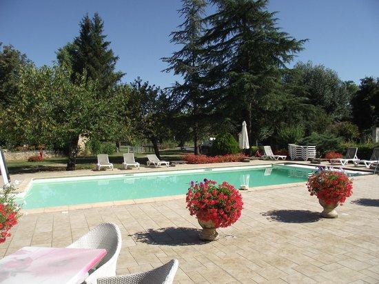 Logis auberge la diege hotel capdenac gare france for Capdenac piscine