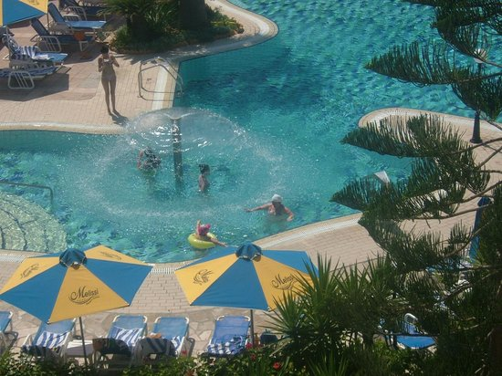 Melissi Beach Hotel & Spa: fantastic pool
