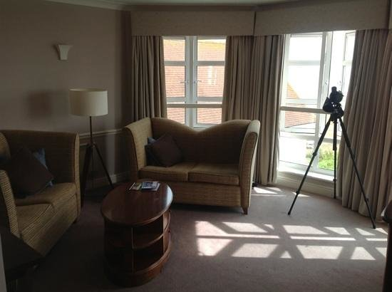 Bembridge Hotel Isle Of Wight Rooms