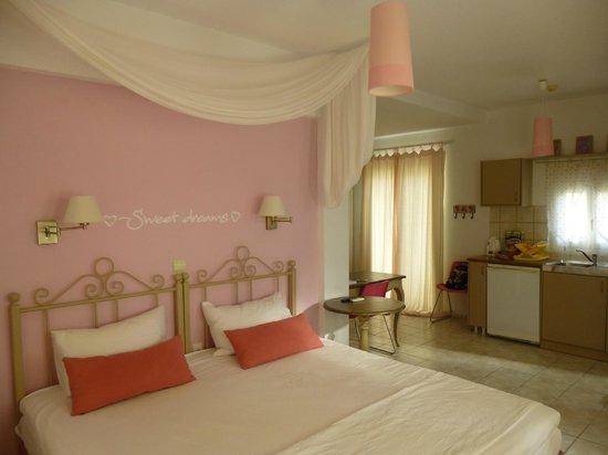 SunVillage Boutique Hotel: Chambre N°7