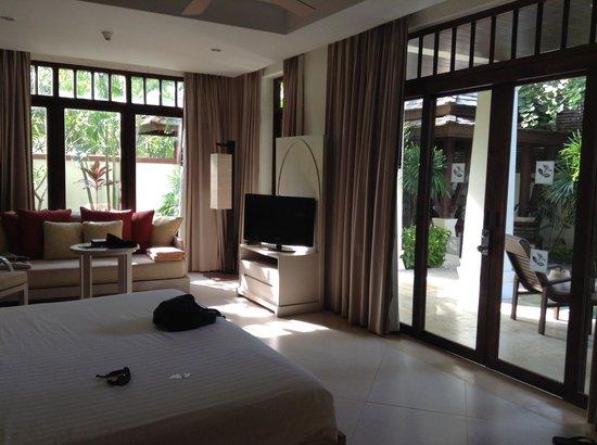 Melati Beach Resort & Spa: room
