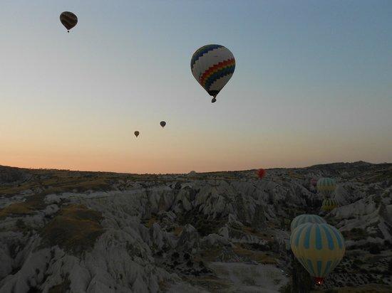TSC Travel: Hot Air Balloon ride