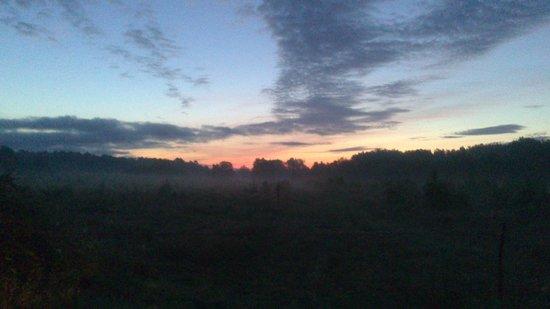 Le Chant d'Oiseau : Sunrise at Le Chant