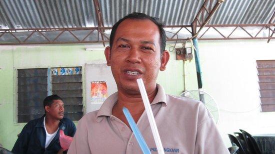 Meritus Pelangi Beach Resort & Spa, Langkawi: Friendly staff even off duty