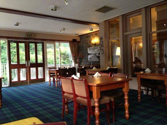 Letterfinlay Lodge Hotel: Restaurant