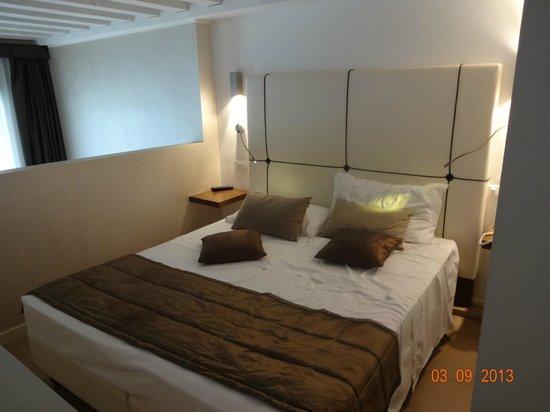 Al Canal Regio: kamer in duplex !