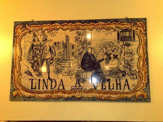 O Cantinho de Linda-A-Velha: Linda-a-Velha