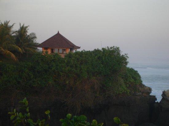 Gajah Mina Beach Resort: La villa pour les massages