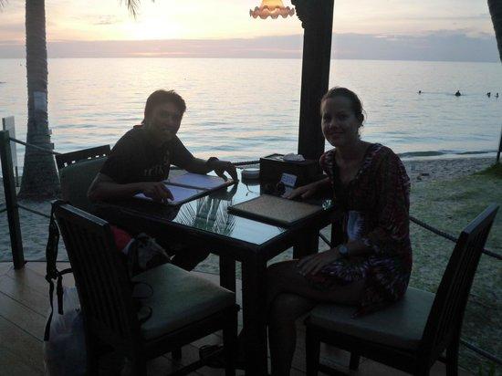 La Dolce Vita - Ristorante & Lounge Beach Bar: La Dolce Vita !! Bon appétit !!