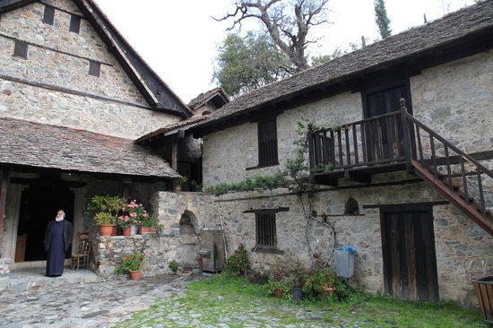 EcoTour Adventures Cyprus: Agios Ioannis Lampadistis, Kalopanagiotis