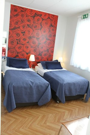 Castle House Luxury Apartments: Bedroom