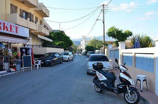 Aristea Hotel Rethymnon : 110 Martiron street