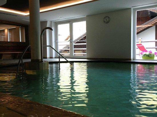 Alpstyle Hotel Albolina: piscina