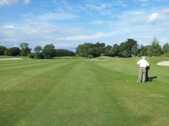 Roganstown Hotel and Country Club: Out on the course