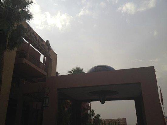 Palm Plaza Marrakech Hotel & Spa: entre de palm palza