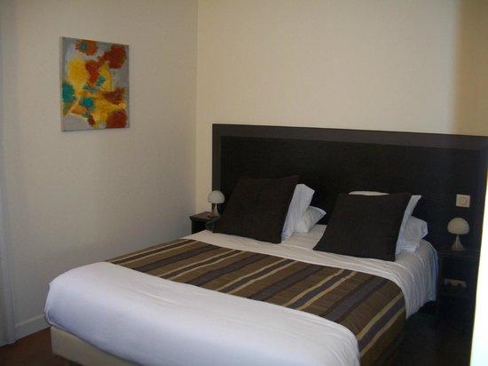Hotel Le Relais Saint Jacques : Chambre 204