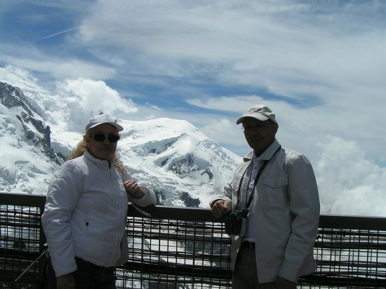 Mont Blanc-  Chamonix, France