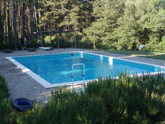La Scheggia Holiday: piscina