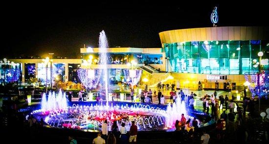 Musical Fountain Sharm el-Sheikh : 1