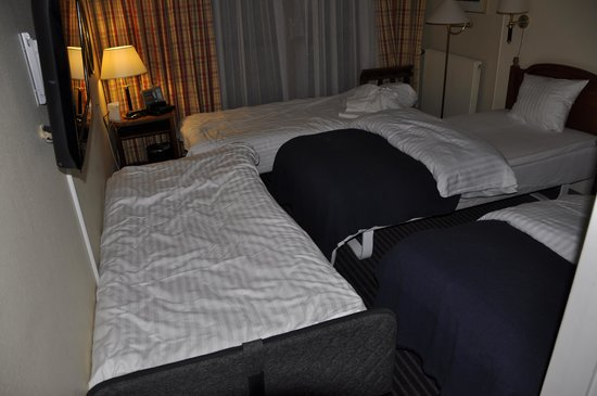 Hotel Danmark - Temporarily Closed: Room for 4 people