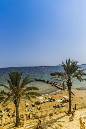 Apartments Mar y Playa: desde el balcón del apartamento