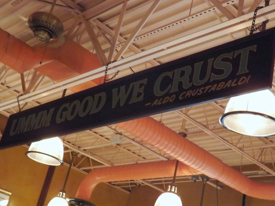 "An ""In God We Trust"" spinoff, Giordano's-style"