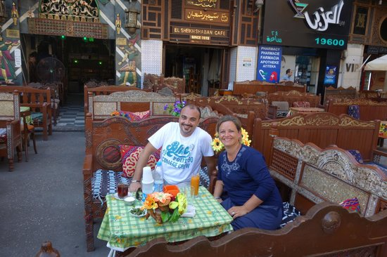 Ayman Ahmed - Tour Guide: Lunch with Ayman
