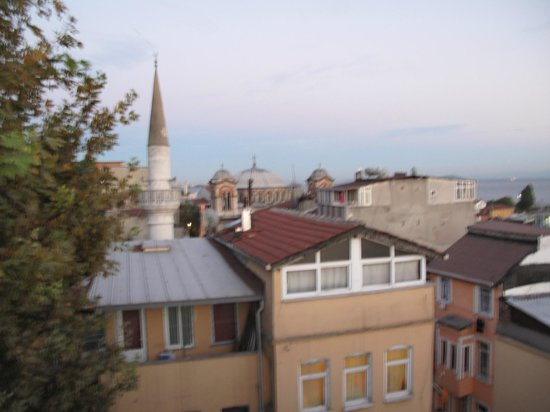 May Hotel Istanbul : Roof Top