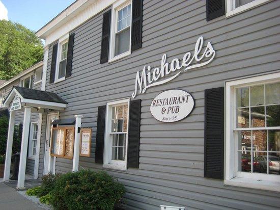 Michael's : A quaint lunch.
