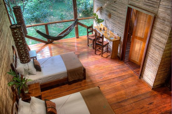 Refugio Amazonas: Superior room