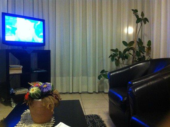 Abamar Hotel : hall
