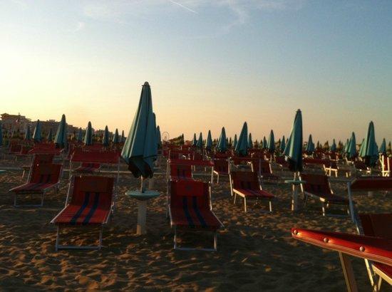 Abamar Hotel : spiaggia