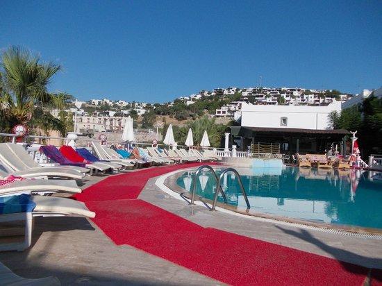 La Maison Apartments: pool
