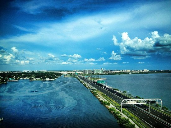 beautiful view picture of westin tampa bay tampa. Black Bedroom Furniture Sets. Home Design Ideas
