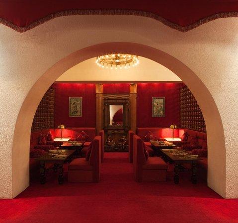 Radisson Blu Hotel, Doha: Chingari