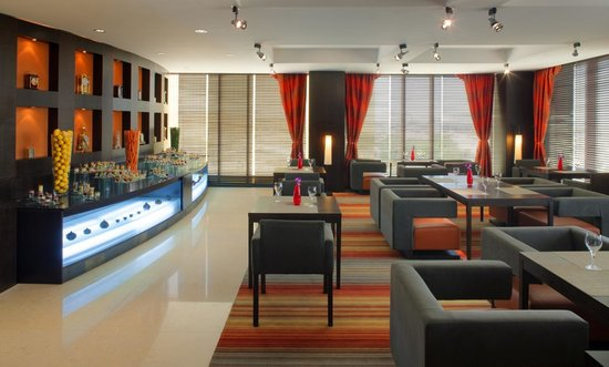 Radisson Blu Hotel, Doha: Business Class Lounge
