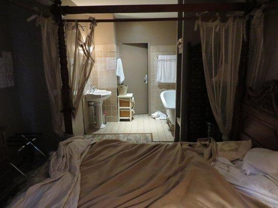 Hotel le Romanesque: chambre josephine