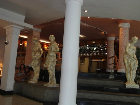 Atlântico Copacabana Hotel : Hotel