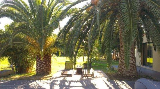 Les Jardins de Corneilla : jardin