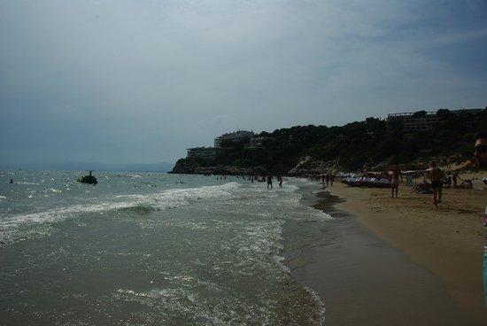 Llarga Beach: Beach