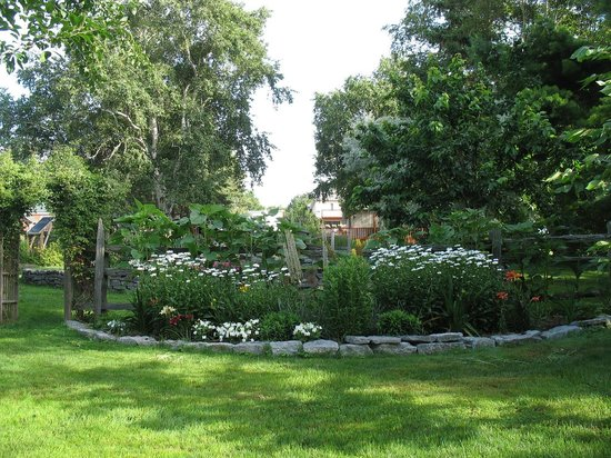 Nap-n-Nosh: Beautiful gardens