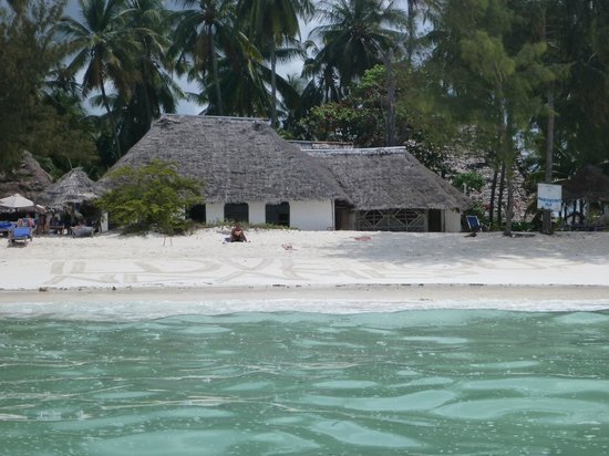 Ndame Beach Lodge Zanzibar: Ndame Restaurant