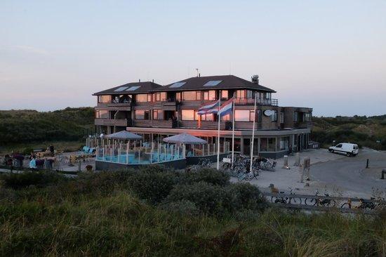 Strandappartementen Noderstraun: Ansicht auf Gebäude