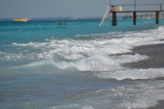 Laphetos Beach Resort & Spa: море