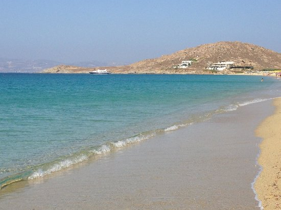 Agios Prokopios Beach: Ag. Prokopios