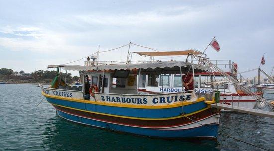 Luzzu Cruises: Luzzu Boat