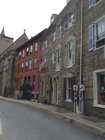 The Times House: Pretty Race Street