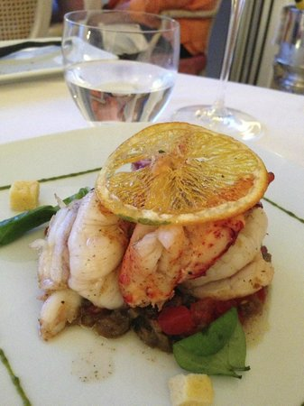 Eolo: Lobster Salad